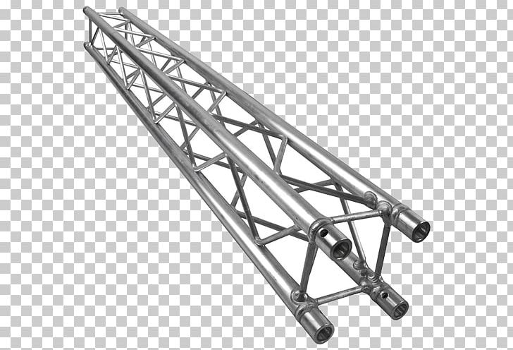 Truss Structural Steel Light LED Display PNG, Clipart