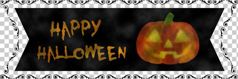 Happy Halloween Banner PNG, Clipart, Banner, Happy Halloween Banner, Life, Meter, Quotation Free PNG Download