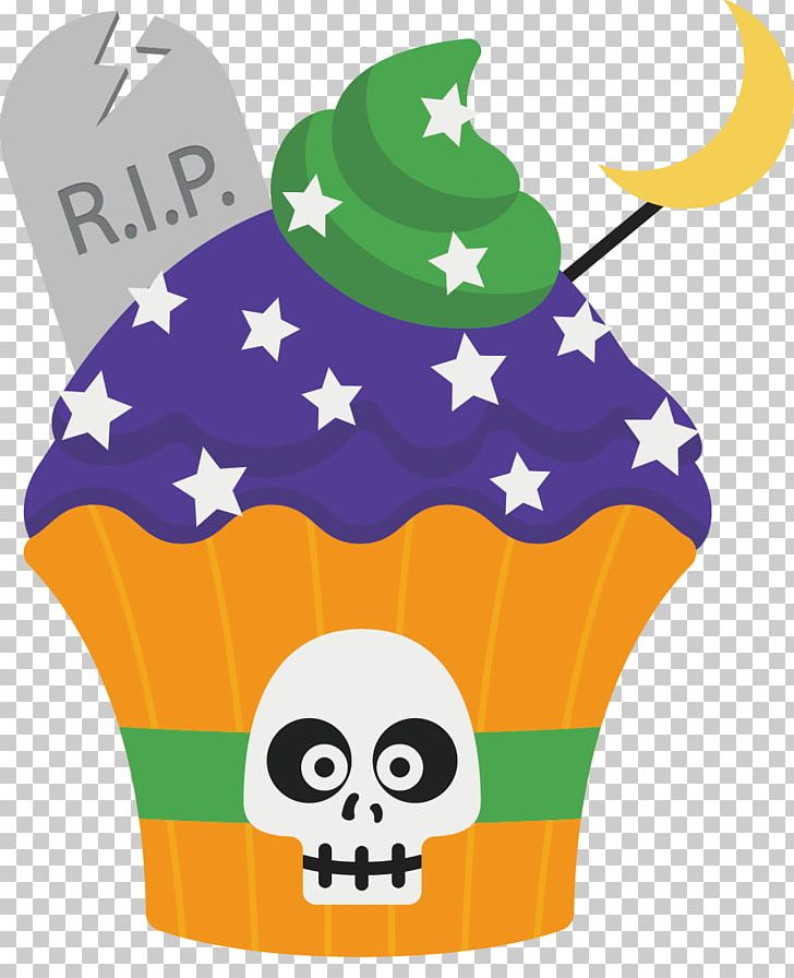 Cartoon Halloween Cupcakes PNG, Clipart, Balloon Cartoon, Bone, Candy, Cartoon Character, Cartoon Eyes Free PNG Download