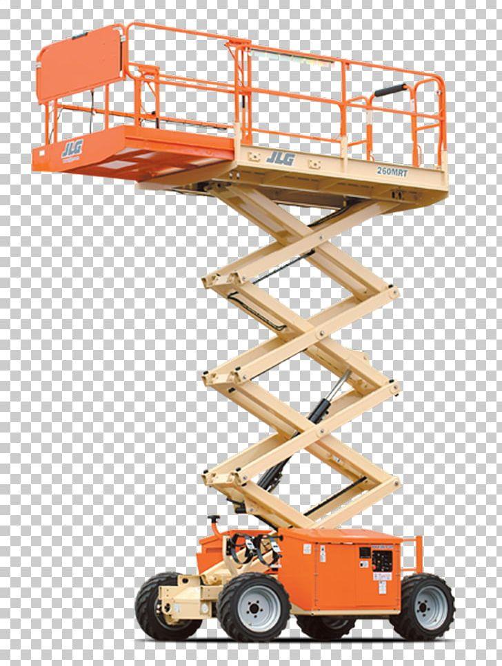 Eureka Rental Aerial Work Platform Elevator Equipment Rental