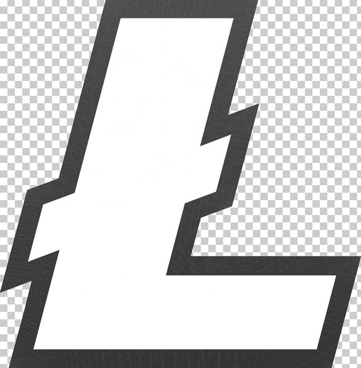 Litecoin Cryptocurrency Exchange Bitcoin Logo PNG, Clipart, Angle, Bitcoin, Black And White, Blockchain, Brand Free PNG Download
