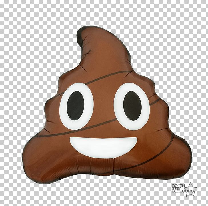 Pile Of Poo Emoji Balloon Feces Birthday Party PNG, Clipart, Balloon, Birthday, Brown, Emoji, Emoticon Free PNG Download