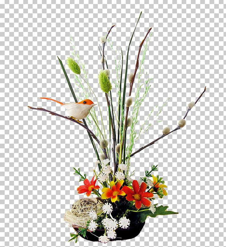 Flower Bxe0ner PNG, Clipart, Animation, Arrangement, Art, Artificial Flower, Birds Free PNG Download
