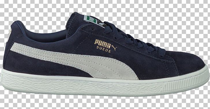 save off ead4c 3d82b Puma Clyde Sports Shoes Baskets Suede Classic + PNG, Clipart ...