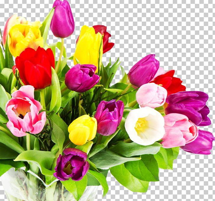 Flower Bouquet Desktop Tulip White PNG, Clipart, 8th, 8th March, Annual Plant, Color, Cut Flowers Free PNG Download