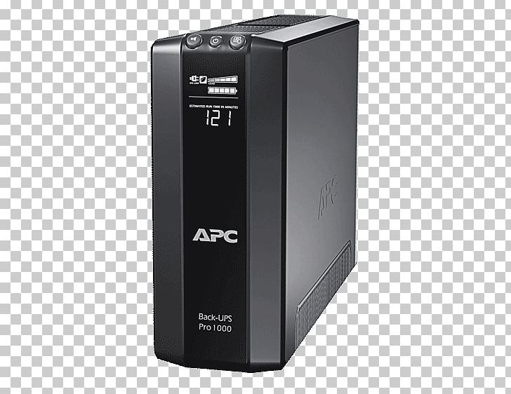 UPS APC By Schneider Electric Surge Protector Power Outage Battery