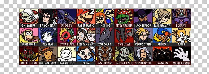 Super Smash Bros  Ultimate Work Of Art Artist PNG, Clipart