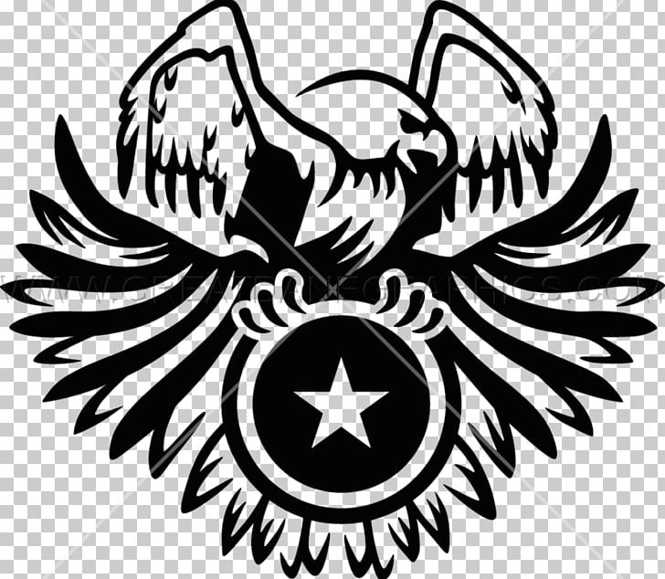 Logo Buffalo Wing Drawing PNG, Clipart, Art, Beak, Bird, Bird Of Prey, Black And White Free PNG Download