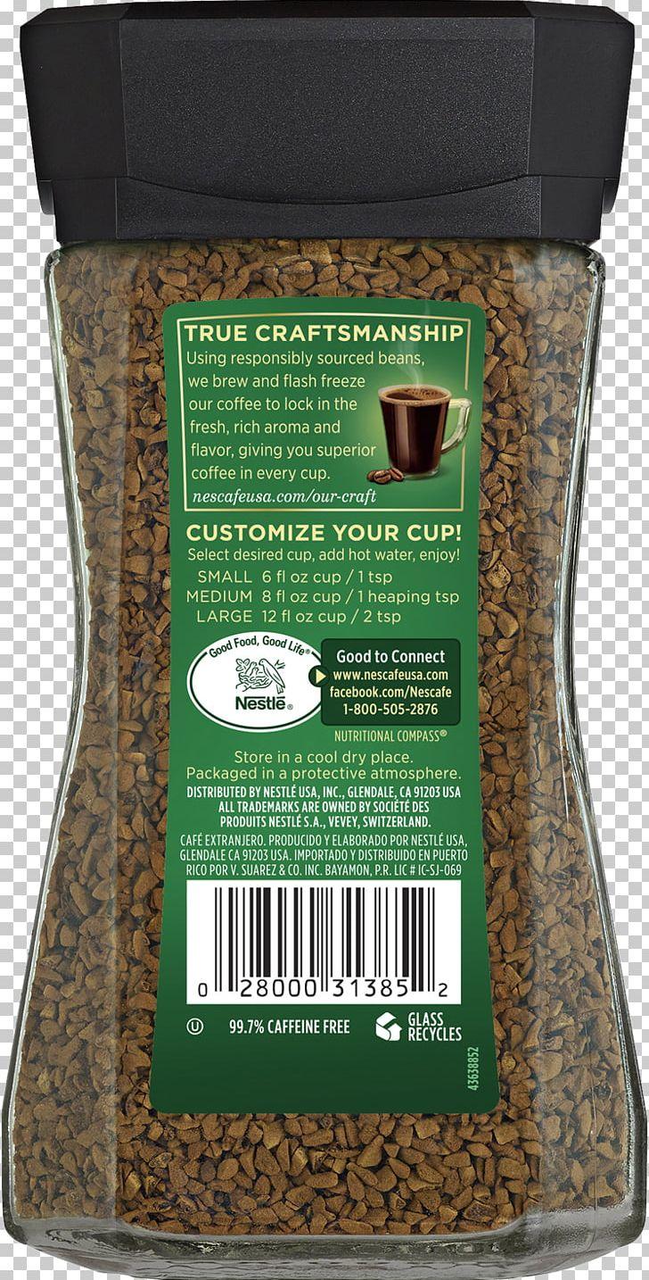 Instant Coffee Nescafé Decaffeination Cortado PNG, Clipart, Blend, Caffeine, Choice, Coffee, Coffee Roasting Free PNG Download
