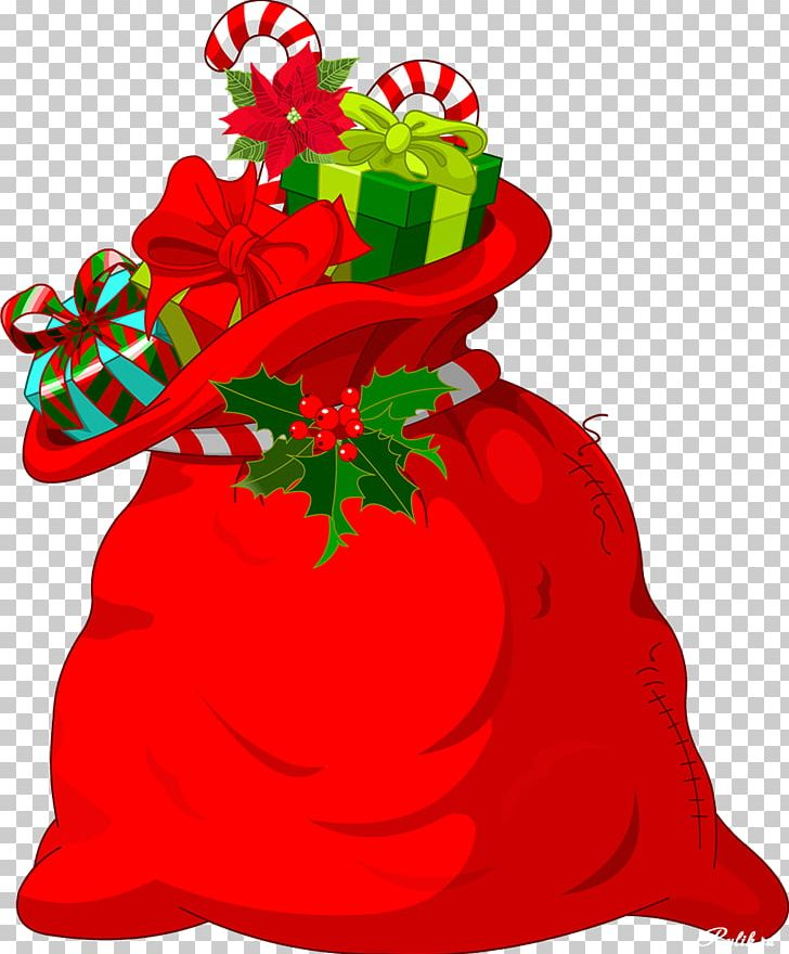 Santa Claus Christmas Gift PNG, Clipart, Bag, Christmas, Christmas Decoration, Christmas Gift, Christmas Ornament Free PNG Download