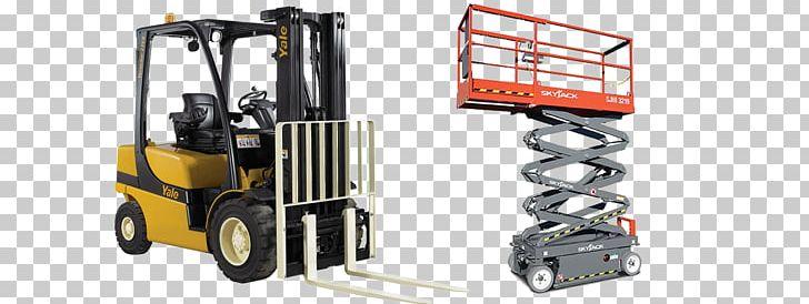 Aerial Work Platform Heavy Machinery Forklift Equipment