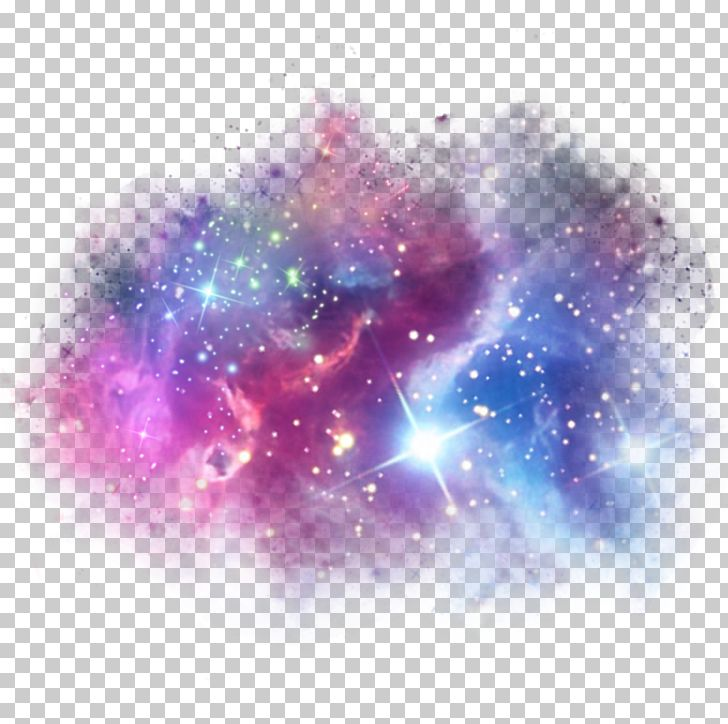 Sticker Galaxy Unicorn PicsArt Photo Studio Horn PNG, Clipart, Aesthetics, Anime, Art, Astronomical Object, Atmosphere Free PNG Download