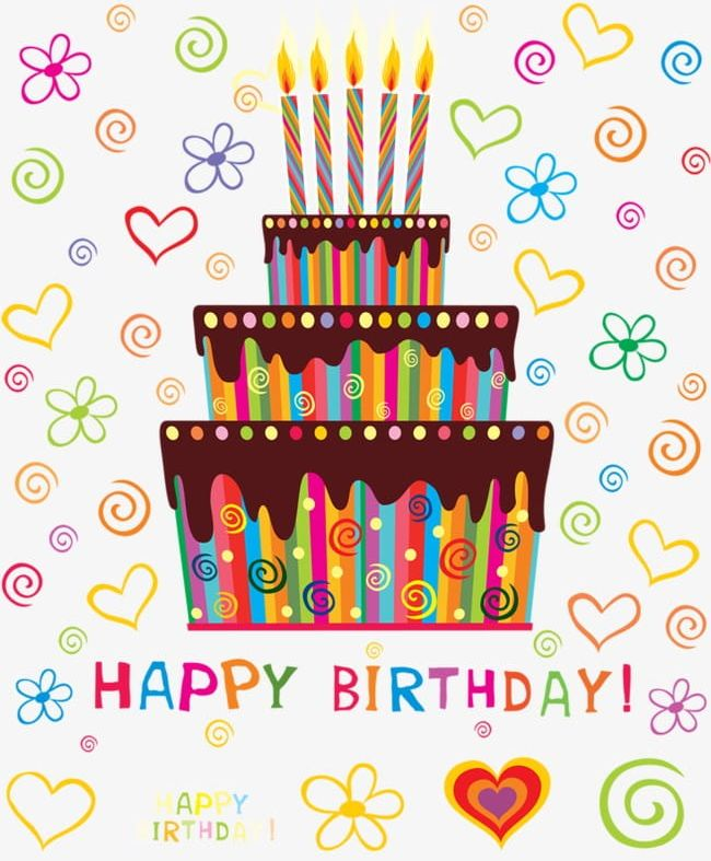 Happy Birthday PNG, Clipart, Birthday, Birthday Clipart, Birthday Clipart, Birthday Elements, Decorative Free PNG Download