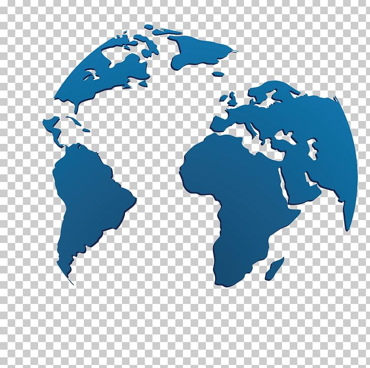Earth Globe World Map Png Clipart Blue Blue Abstract Blue