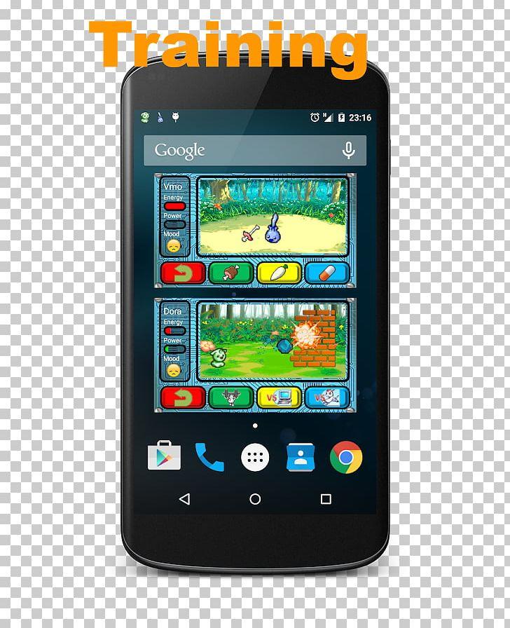 Feature Phone Smartphone Virtual Pet Game Monster App Mobile Phones