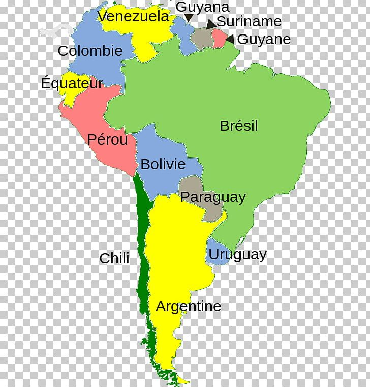 South America United States Of America World Map Wikipedia PNG ...