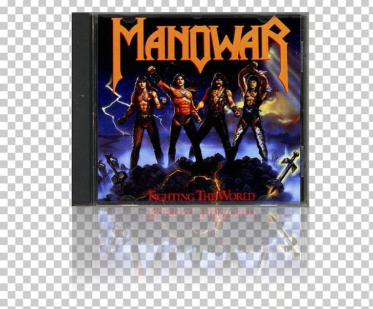 Fighting The World Manowar Battle Hymns Album Heavy Metal