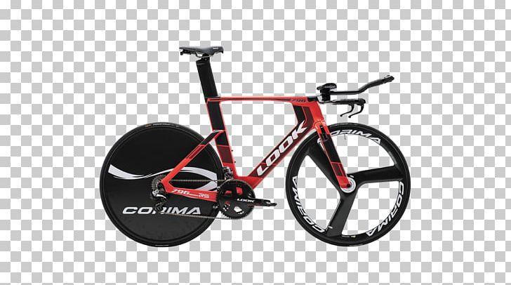 Time Trial Bicycle Look Time Trial Bicycle Triathlon