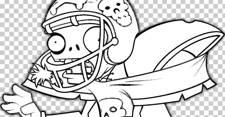 Plants Vs  Zombies 2: It's About Time Coloring Book Peashooter PNG