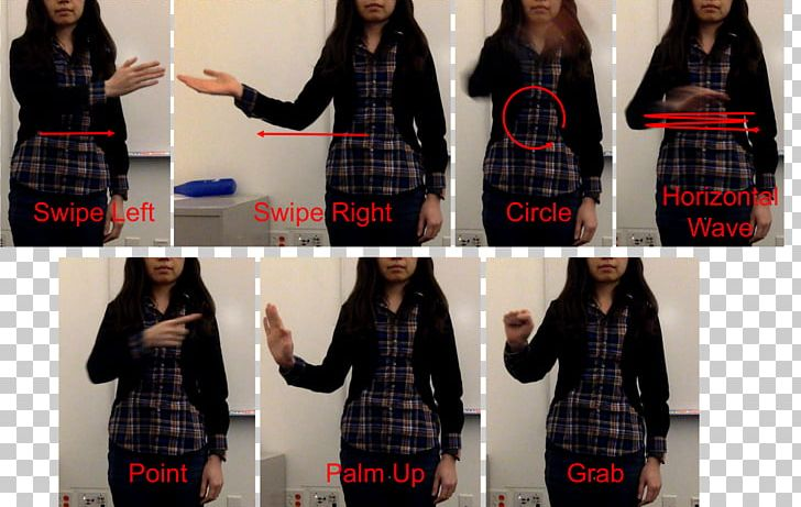 Gesture Recognition Kinect Hand Speech Recognition PNG, Clipart