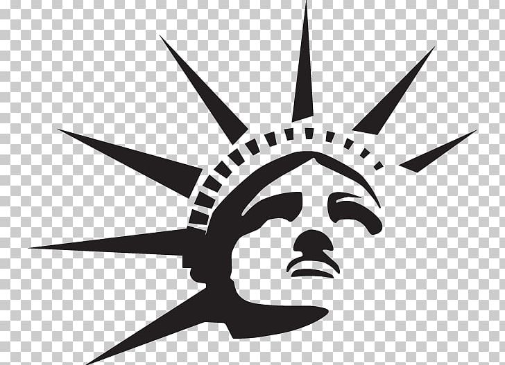 Statue Of Liberty Ellis Island Drawing PNG, Clipart, Black And White, Drawing, Ellis Island, Fictional Character, Graphic Design Free PNG Download