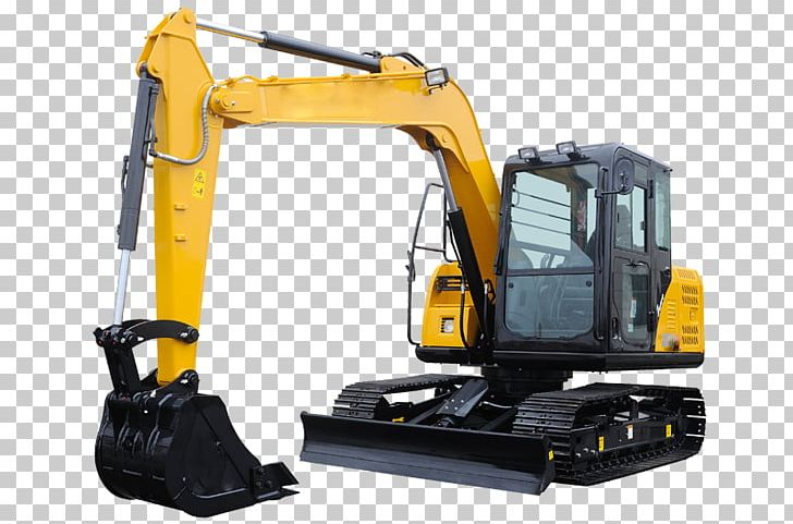 Compact Excavator Sany Heavy Machinery Architectural