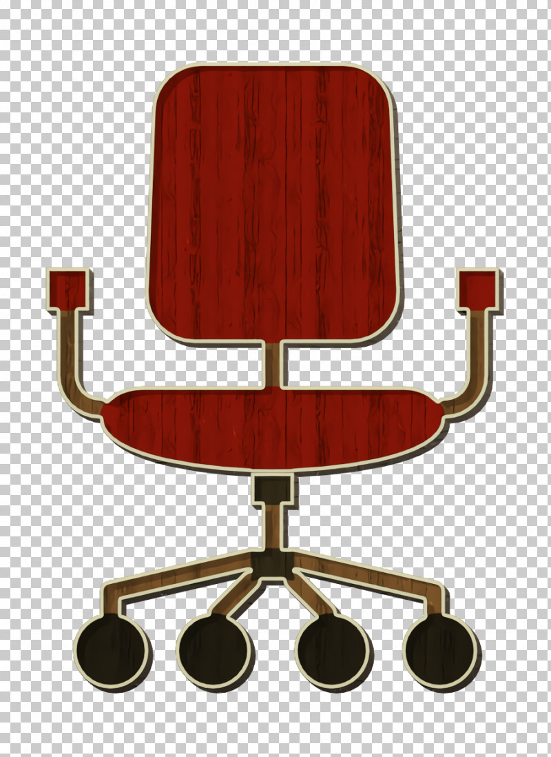 Chair Icon Desk Chair Icon Office Elements Icon PNG, Clipart, Chair, Chair Icon, Desk Chair Icon, Furniture, Material Property Free PNG Download