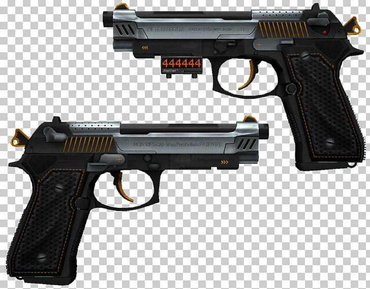 Counter-Strike: Global Offensive Dual Berettas MAC-10 IMI Desert