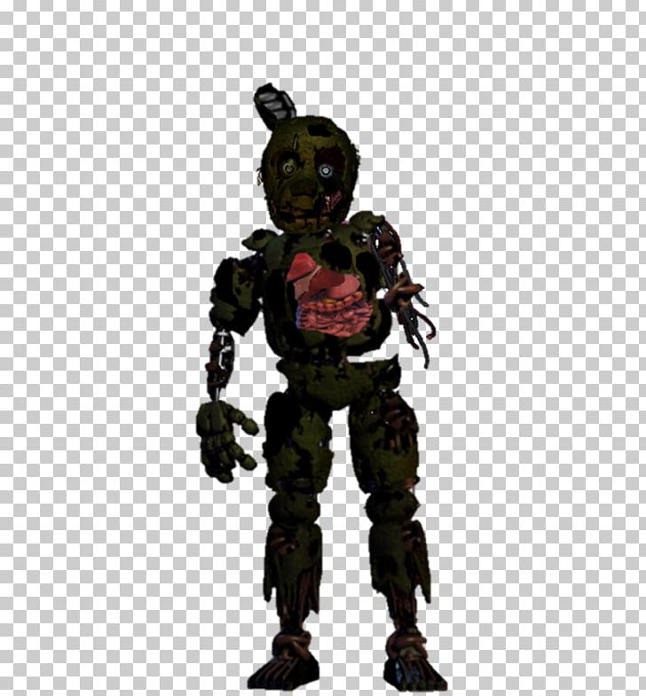 how to draw five nights at freddys 3