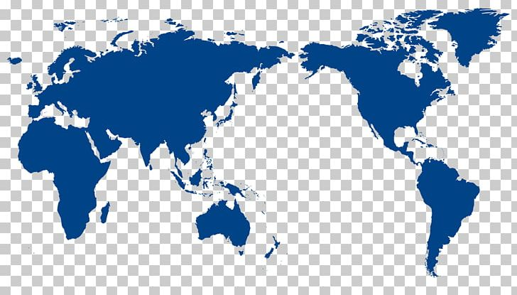 Globe flat. World map earth png