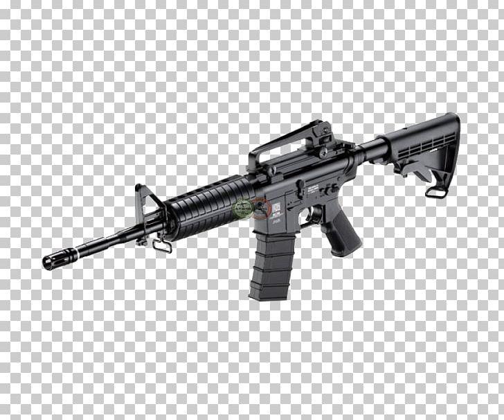 Airsoft Guns M4 Carbine Hop-up PNG, Clipart, Air Gun