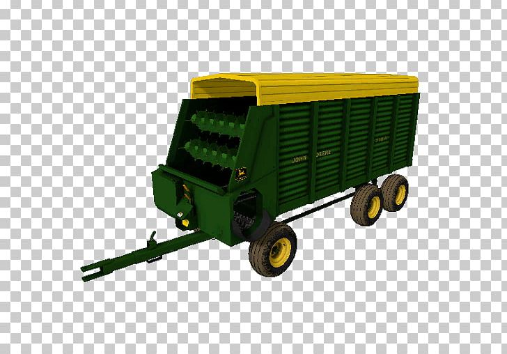 Farming Simulator 17 John Deere Motor Vehicle Forage