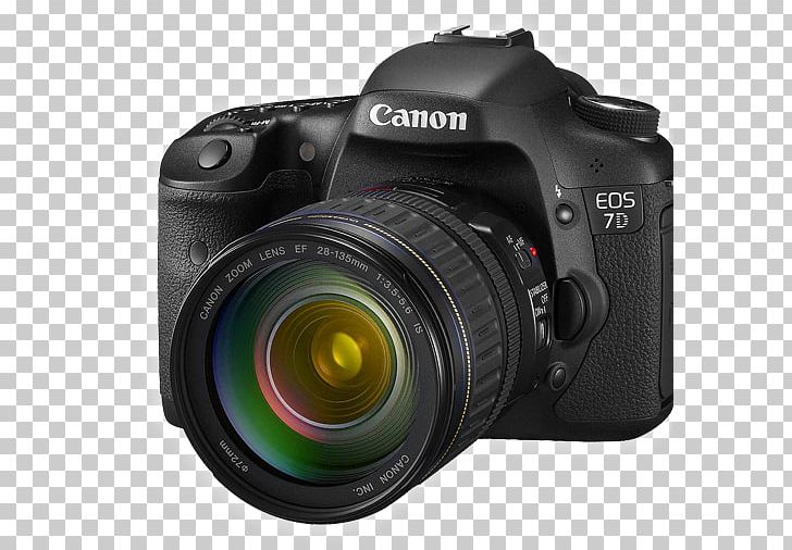Canon EOS 7D Mark II Canon EF-S 18–135mm Lens Canon EF Lens Mount Digital SLR PNG, Clipart, Active Pixel Sensor, Apsc, Camer, Camera, Camera Lens Free PNG Download