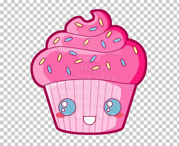 Cupcake Drawing Kawaii Png Clipart Animaatio Area Baby