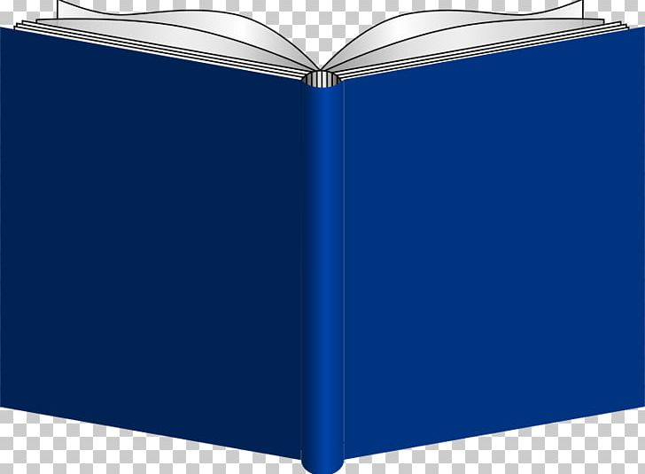 Book blue. Free content png clipart