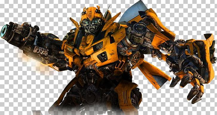 High Resolution Bumblebee Transformer Png