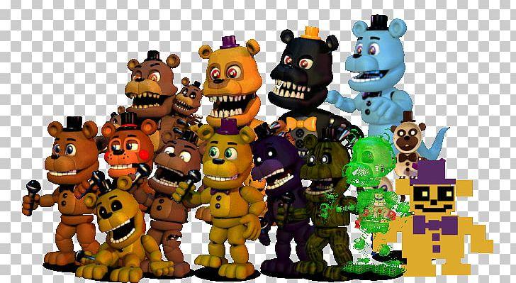 FNaF World Characters FNaf world download free Fnaf world