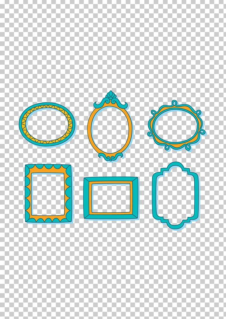 Frame Digital Photo Frame PNG, Clipart, Area, Baby, Baby Photo Frame, Baby Vector, Blue Vector Free PNG Download