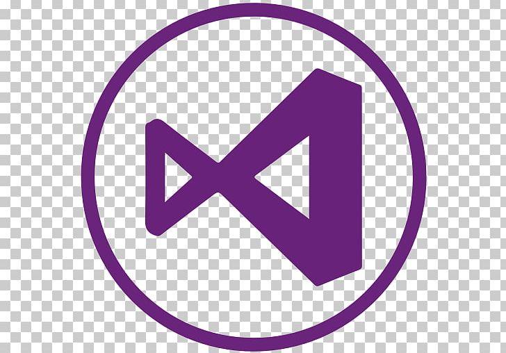 Microsoft Visual Studio Visual Studio Code Computer Icons Visual Studio Application Lifecycle Management PNG, Clipart, Area, Brand, Logo, Magenta, Microsoft Free PNG Download
