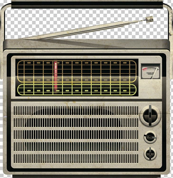 Radio Receiver Radio Broadcasting PNG, Clipart, Broadcast, Broadcasting, Broadcast Machine, Cartoon, Decorative Free PNG Download