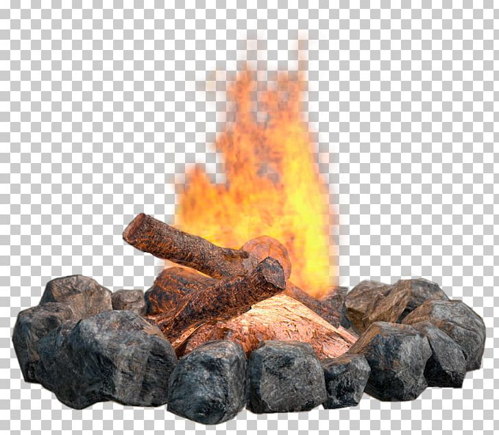 Campfire smoke. Fireplace fire pit png