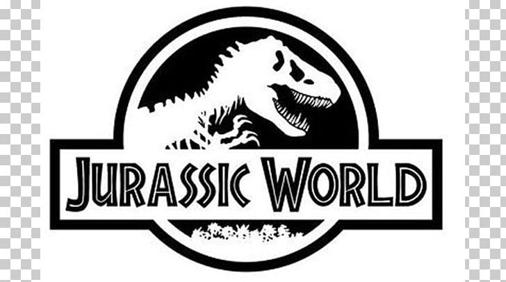Jurassic World Evolution Jurassic Park Logo InGen PNG, Clipart, Area, Art, Black, Black And White, Brand Free PNG Download