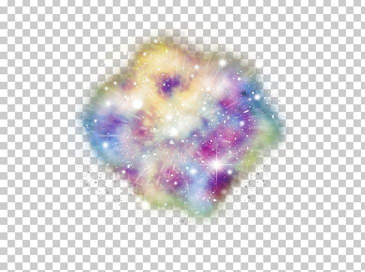 Galaxy stardust. Picsart photo studio star