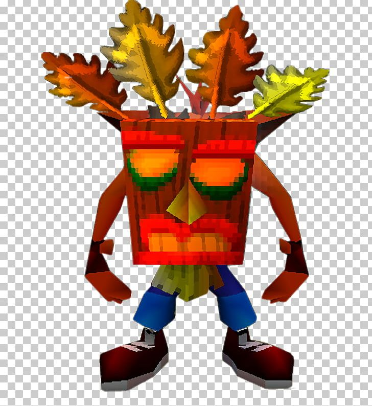 Crash Bandicoot: Warped Crash Team Racing Aku Aku PNG