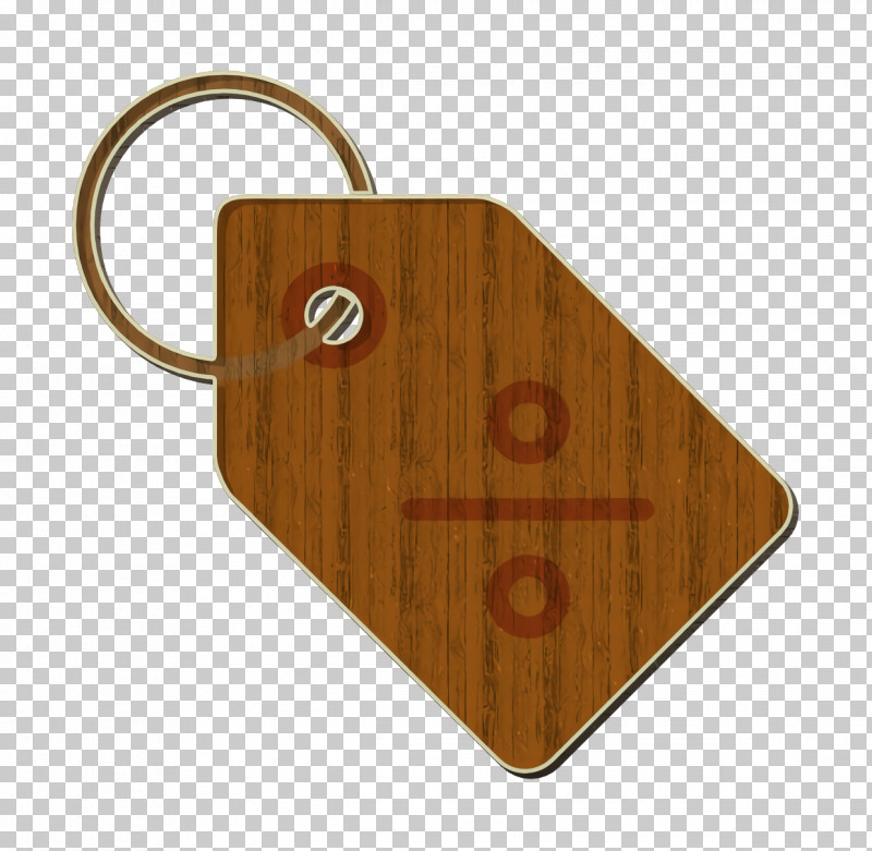 Tag Icon Basic Flat Icons Icon Price Icon PNG, Clipart, Basic Flat Icons Icon, Brown, Circle, Hardwood, Keychain Free PNG Download