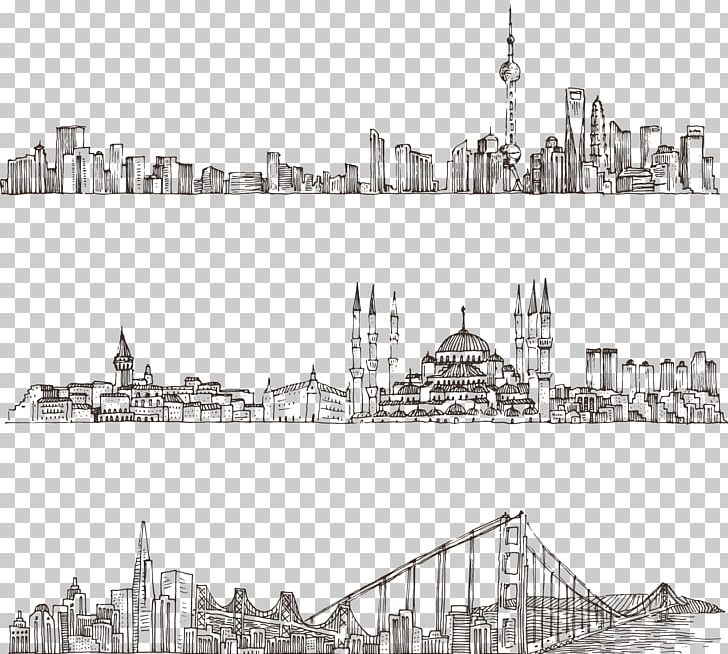 Architecture Drawing Sketch PNG, Clipart, Building, Can Stock Photo, City Silhouette, Design, Elevation Free PNG Download