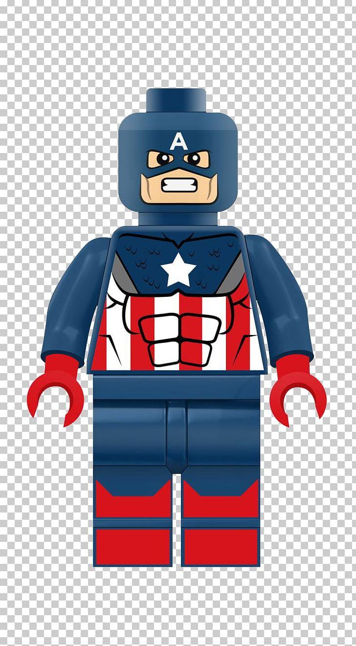Lego Marvel's Avengers Captain America Hulk Batman PNG, Clipart