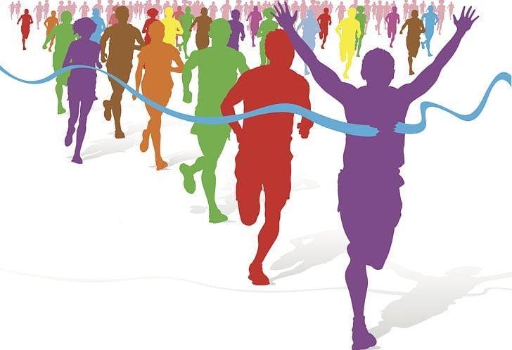 The Color Run Running 5k Run 1st Annual 5k Fun Runwalk Png Clipart