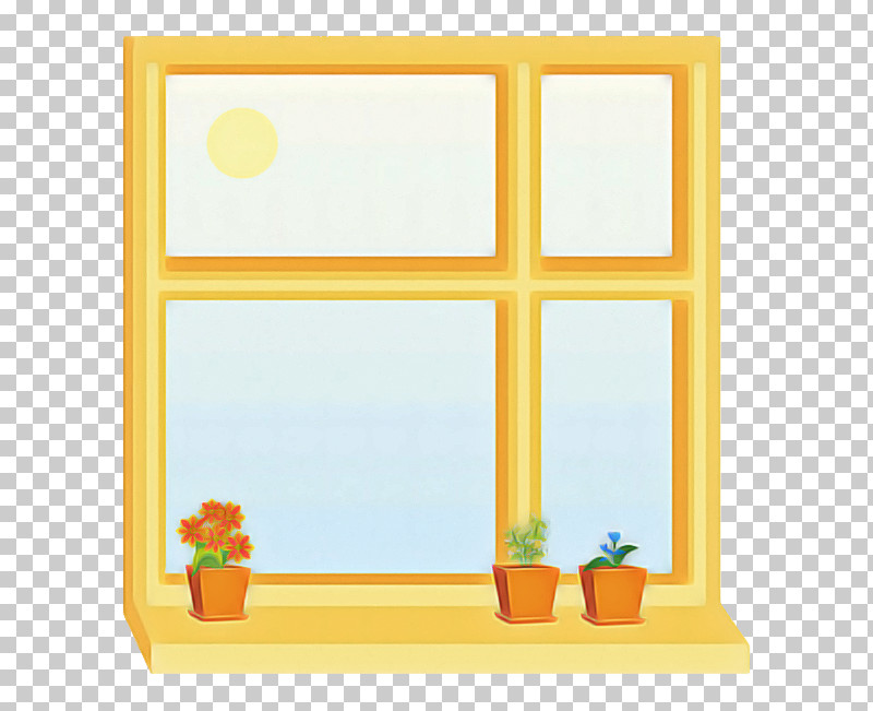 Yellow Rectangle Furniture Window PNG, Clipart, Furniture, Rectangle, Window, Yellow Free PNG Download