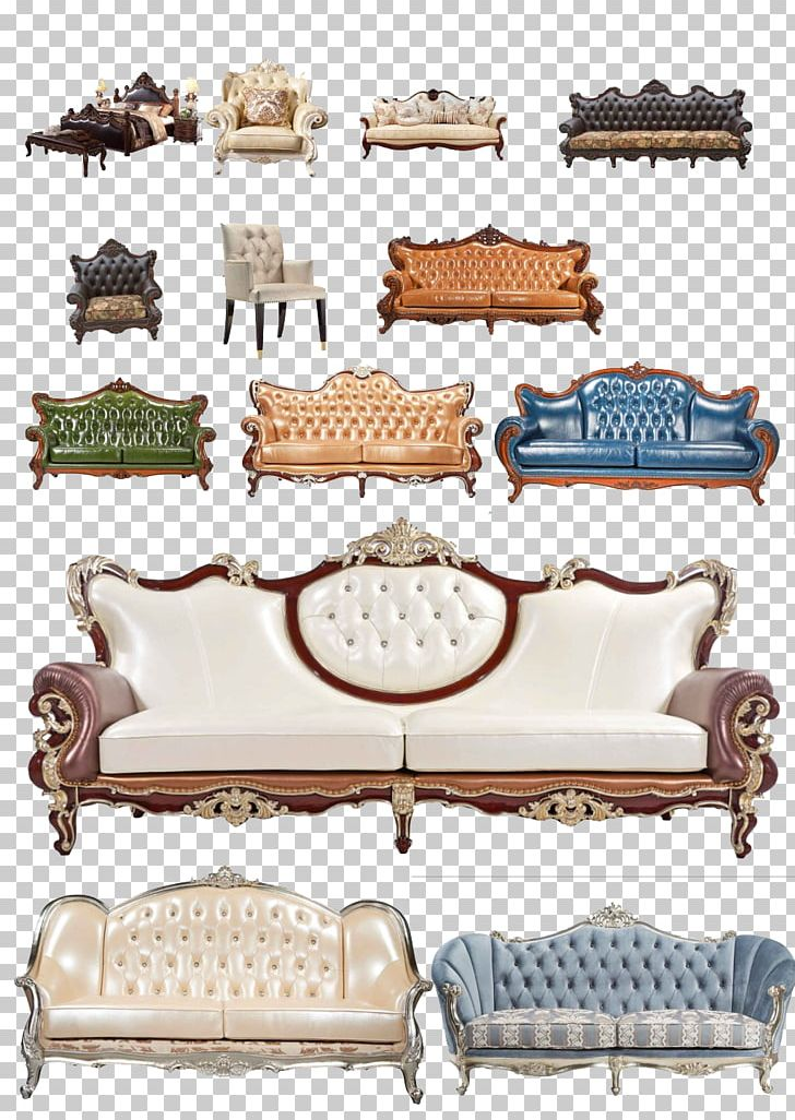 Table Couch Furniture Chair Png Clipart 2d Furniture 2d Furniture